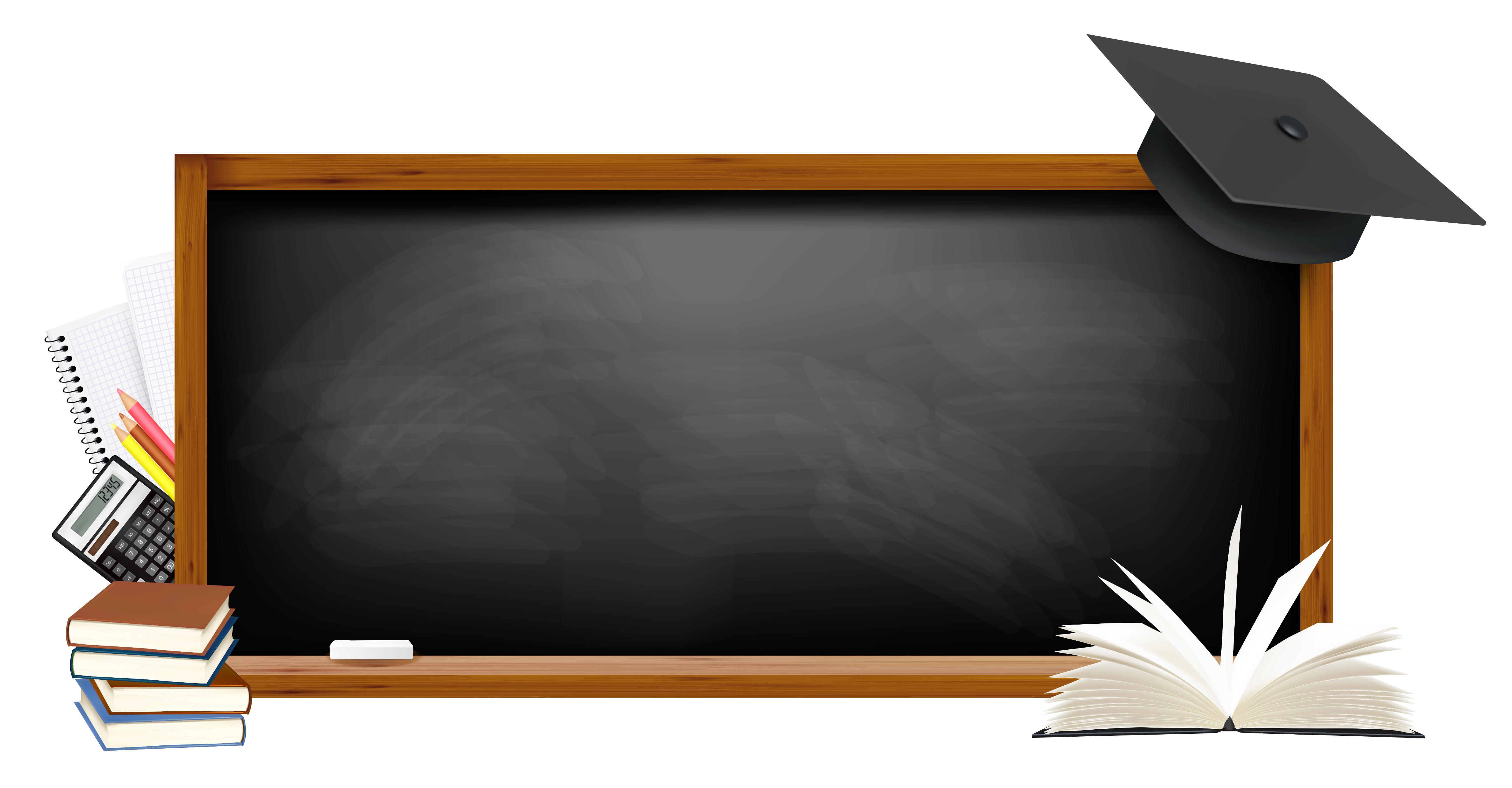 School room clipart png black and white download Board of education School Blackboard Chalkboard eraser Clip art ... png black and white download