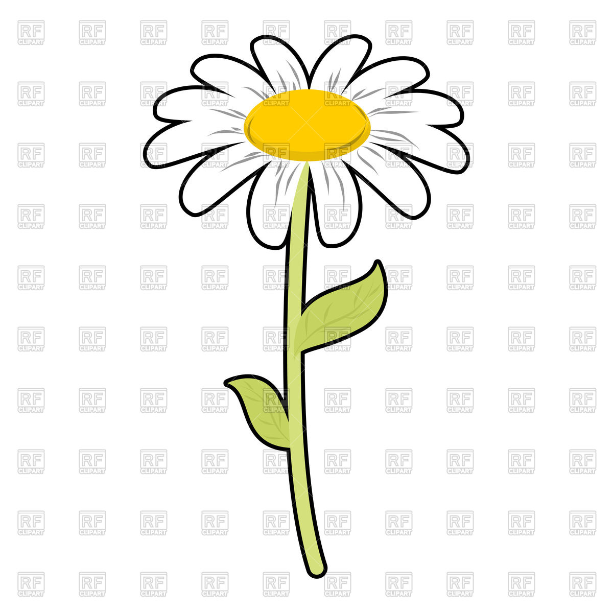 Chamomile clipart picture transparent stock 46+ Chamomile Clipart | ClipartLook picture transparent stock