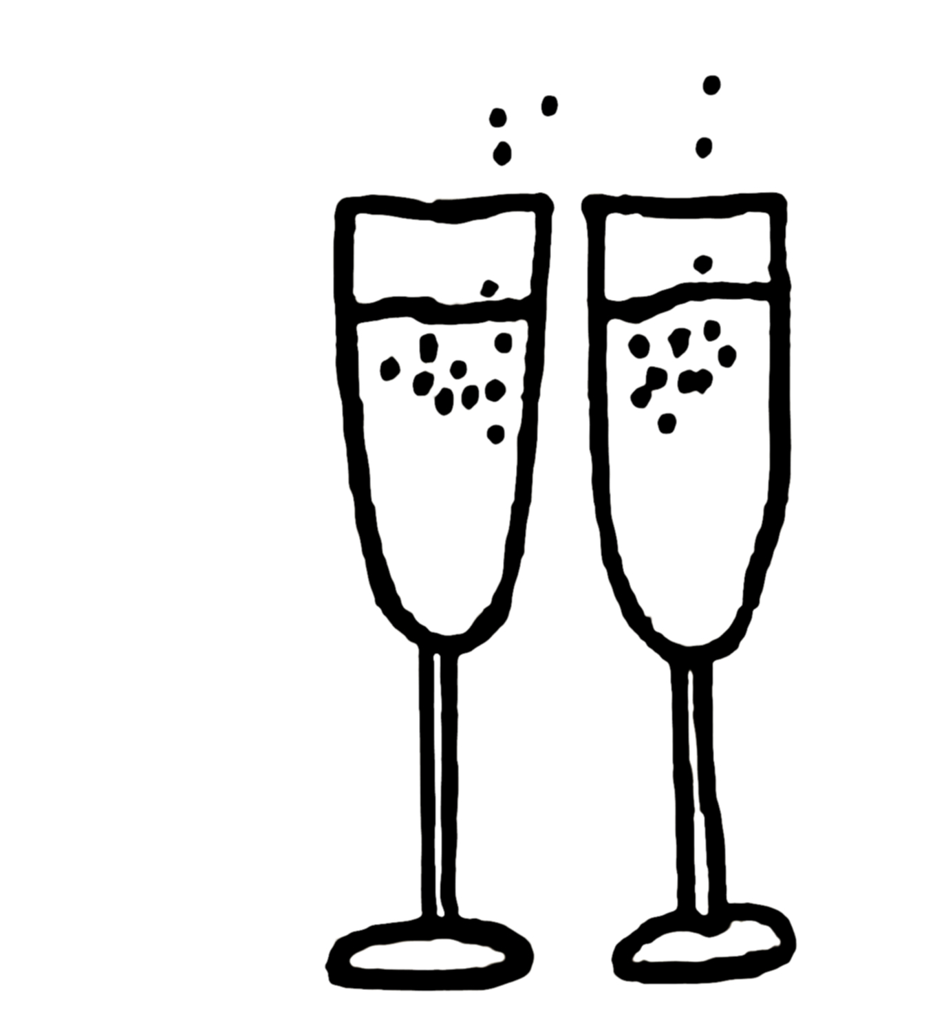 Champagne glasses clipart pictures banner free Free Champagne Glass Images, Download Free Clip Art, Free Clip Art ... banner free