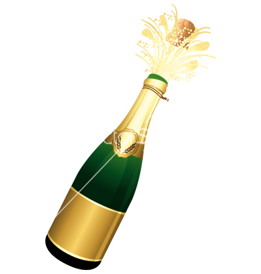 Champagne bottle clipart clipart royalty free library Free Champagne Bottle Cliparts, Download Free Clip Art, Free Clip ... clipart royalty free library