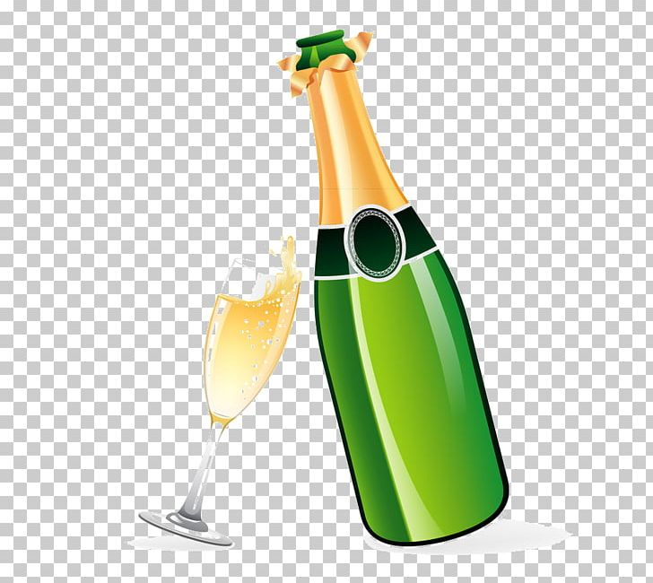 Champagne bottle clipart png royalty free library Champagne Bottle Wine PNG, Clipart, Alcoholic Beverage, Beer Bottle ... png royalty free library