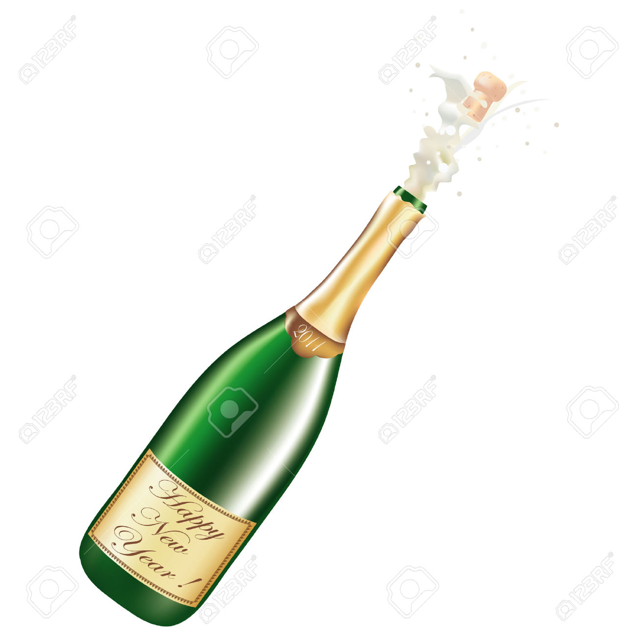 Champagne bottle popping clipart png free download Champagne Bottle Cliparts | Free download best Champagne Bottle ... png free download