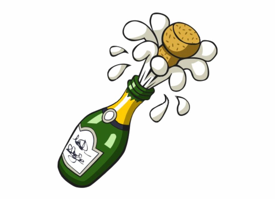 Champagne bottles clipart jpg transparent download Married Clipart Illustration Image Champagne Clipart - Bottle Of ... jpg transparent download
