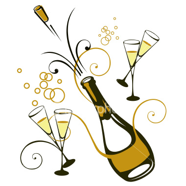 Champagne clipart free download clipart freeuse Champagne bottle cliparts free download clip art jpg - Clipartix clipart freeuse