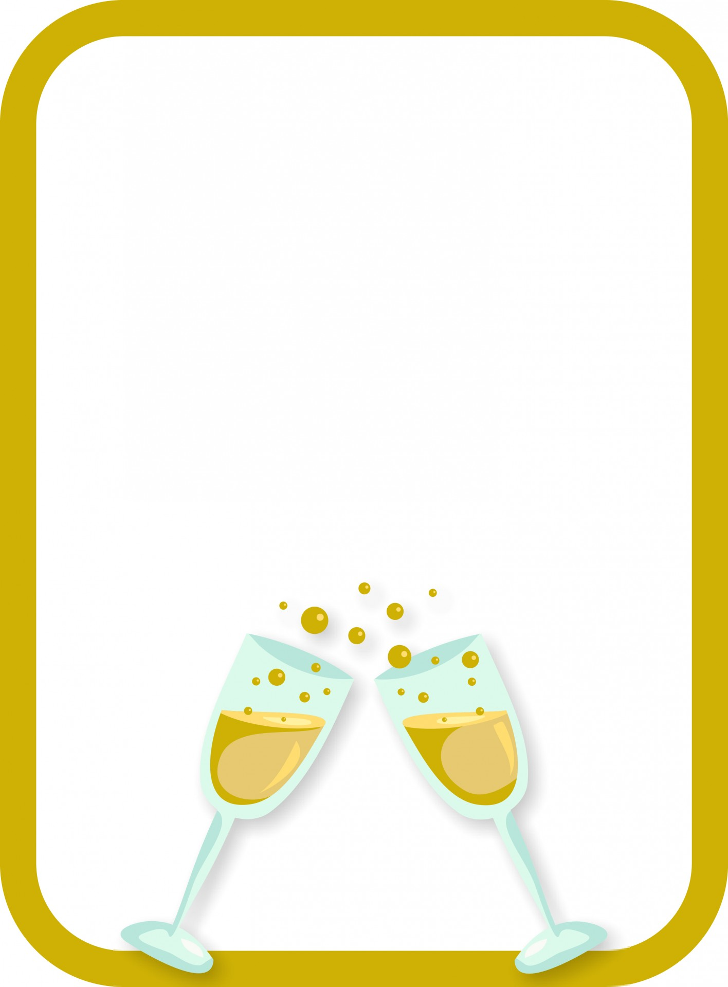 Champagne frame cliparts vector black and white download Clipart,clip art,illustration,graphic,background - free photo from ... vector black and white download
