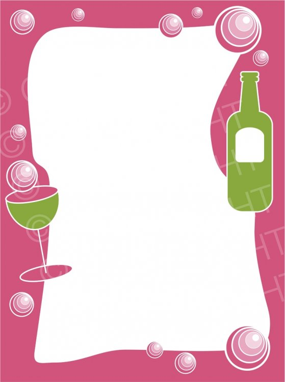 Champagne frame cliparts clipart royalty free library Champagne Celebration Page Border Prawny Frame Clip Art – Prawny ... clipart royalty free library