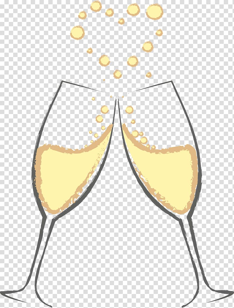 Champagne glasses clipart pictures picture free library Two wine flutes making a toast, Champagne glass Sparkling wine Wine ... picture free library