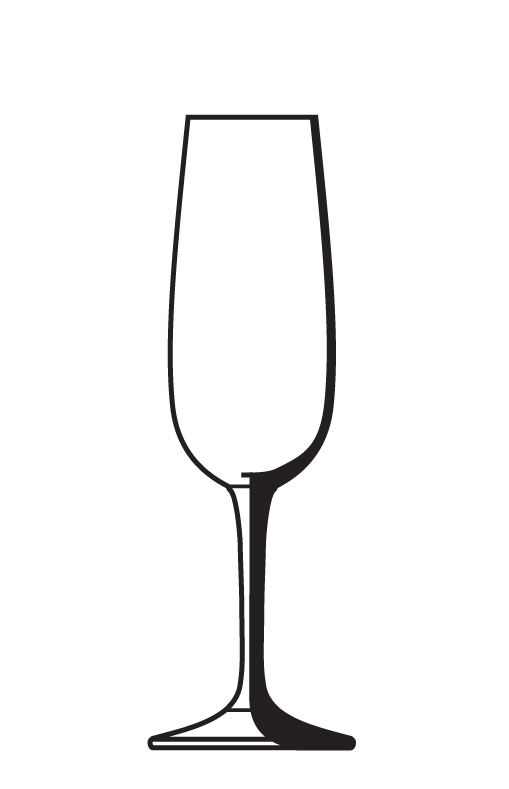 Champagne glass pictures clipart vector transparent library 78+ Champagne Glass Clip Art | ClipartLook vector transparent library
