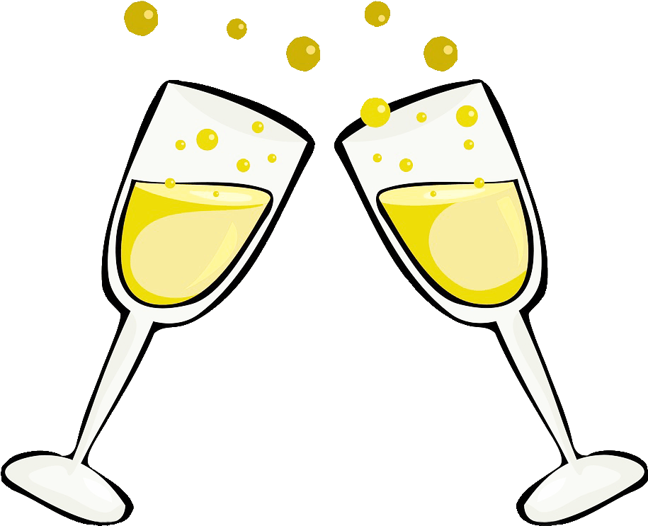 Champagne glasses toasting clipart vector library download Svg Library Download Inner Circle Archive Redcircledc - Champagne ... vector library download