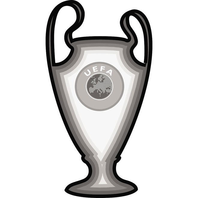 Champions league cup clipart picture transparent stock CHAMPIONS LEAGUE CUP TROPHY VECTOR - Free vector image in AI and EPS ... picture transparent stock