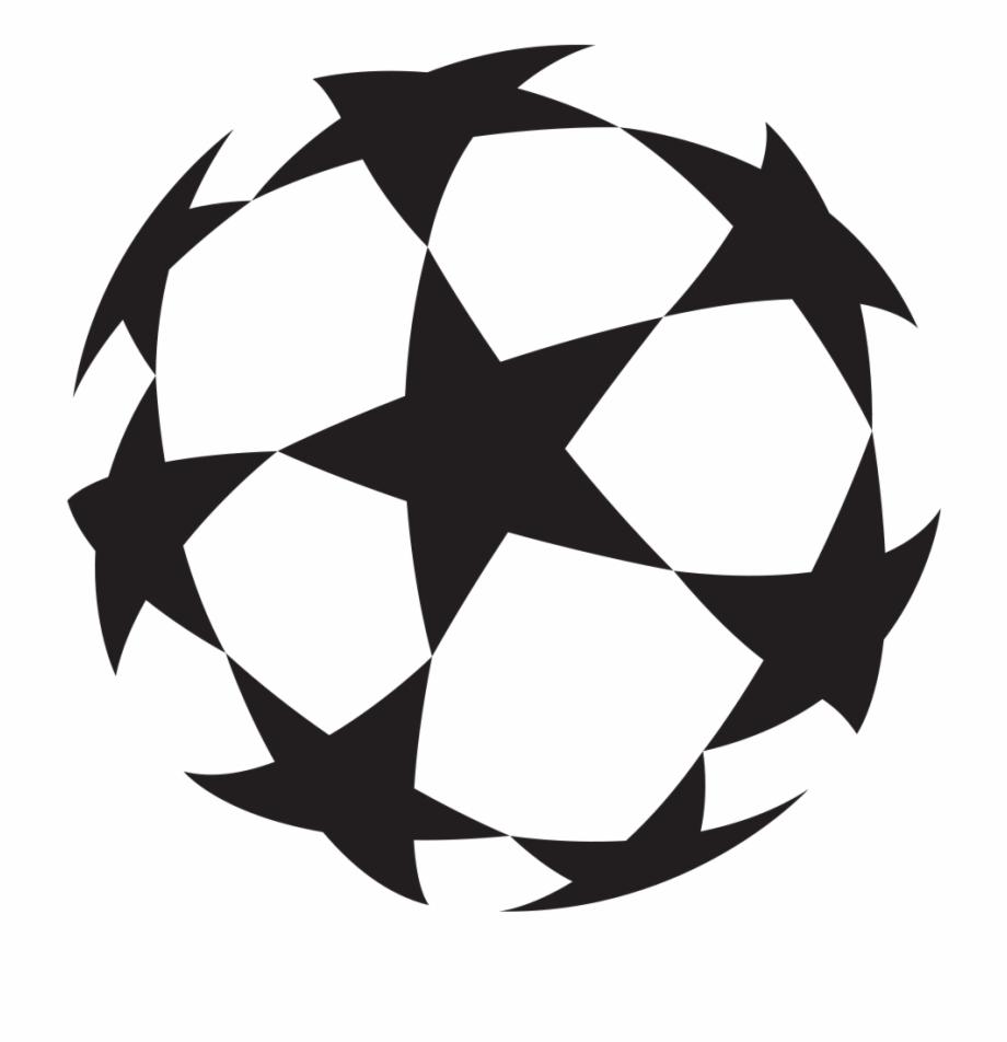 Champions league logo clipart clip black and white Image Black And White Champion Vector Symbol - Champions League Logo ... clip black and white
