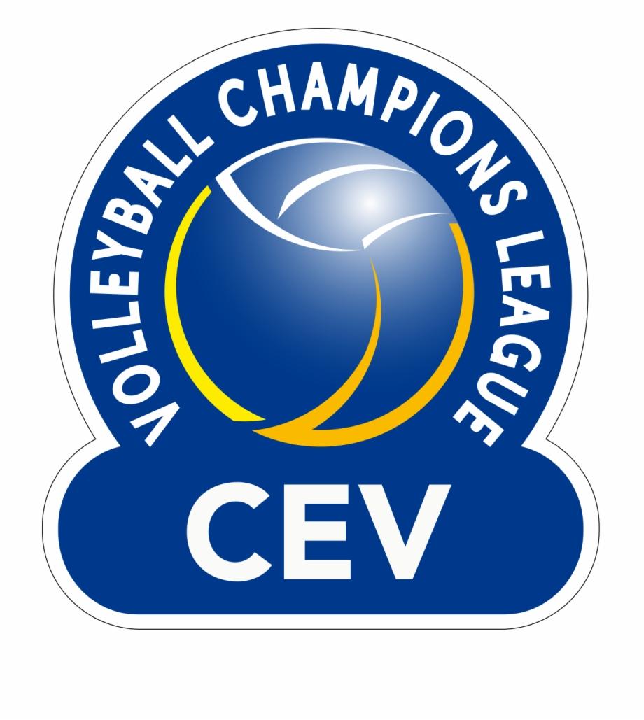 Champions league logo clipart png transparent Cev Champions League - Cev Volleyball Champions League Logo Free PNG ... png transparent