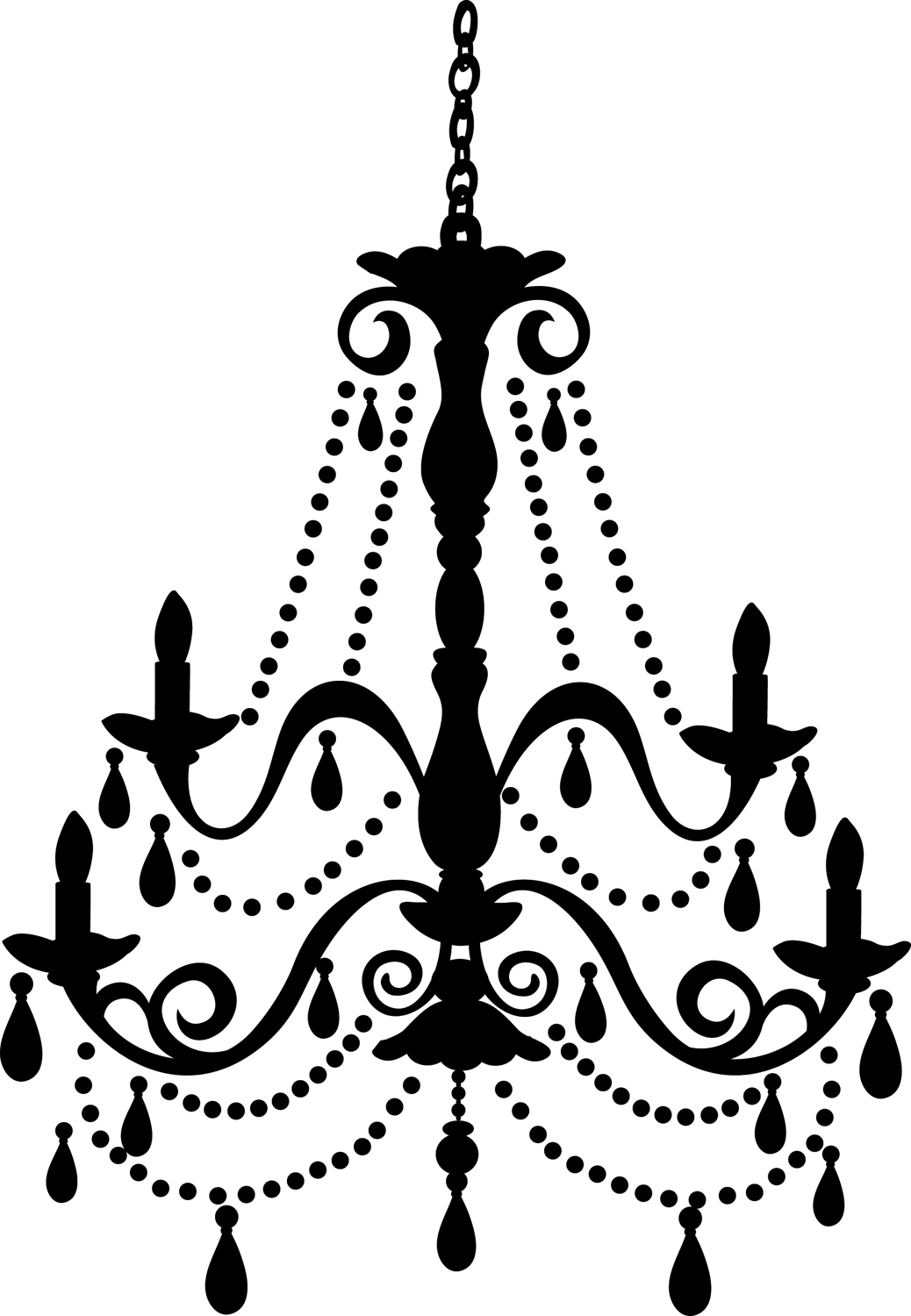 Chandelier clipart free silhouette svg transparent download Free Old Chandelier Cliparts, Download Free Clip Art, Free Clip Art ... svg transparent download