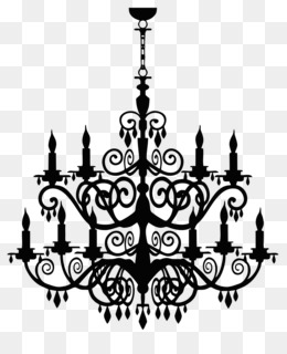Chandelier clipart transparent jpg library PNG #54044 - PNG Images - PNGio jpg library