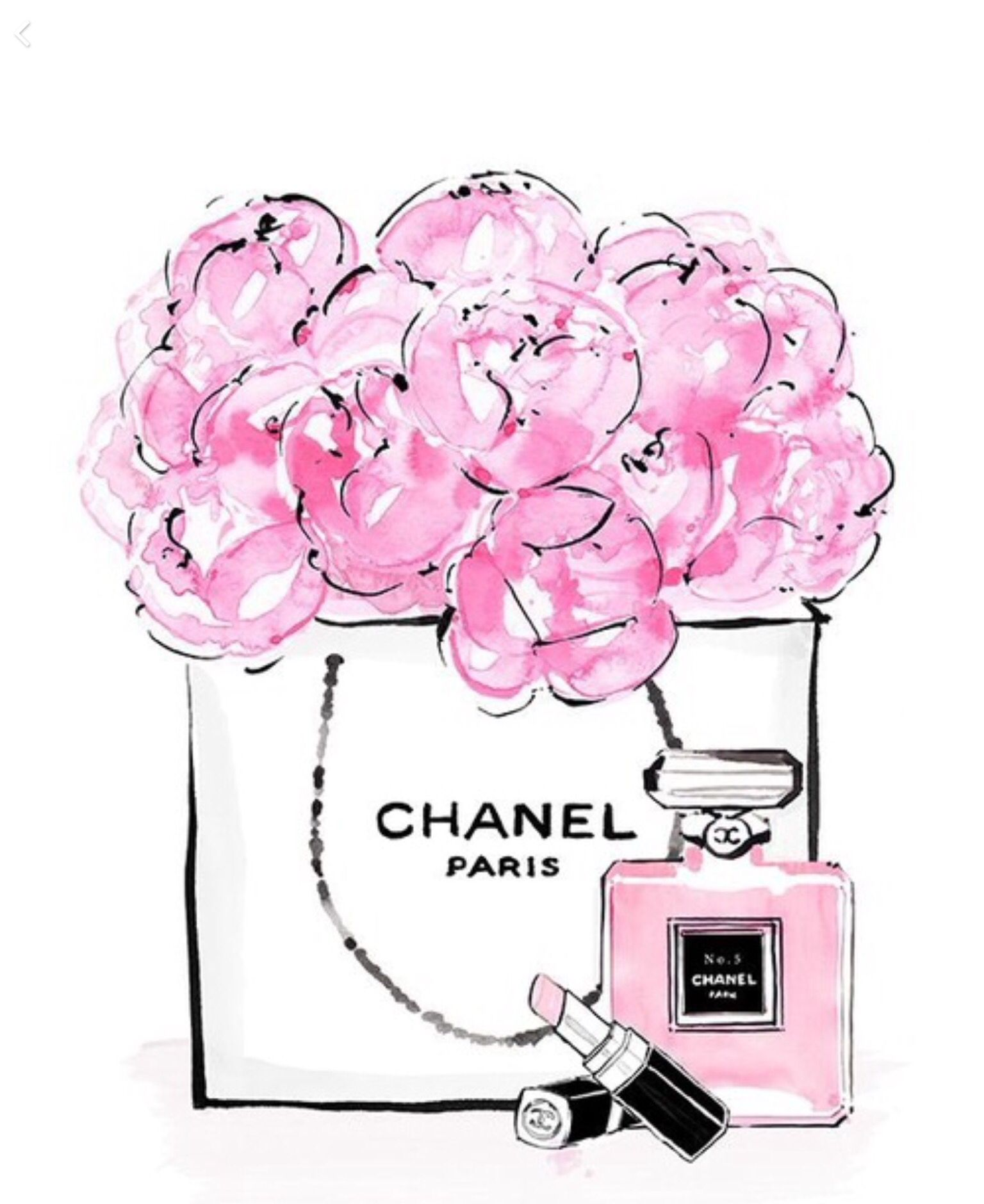 Chanel clipart