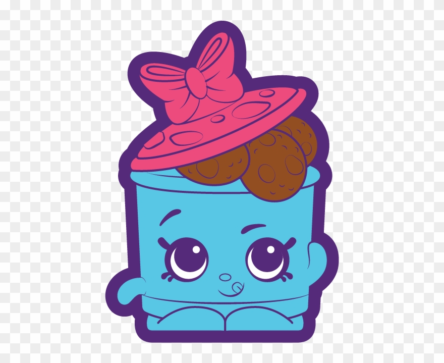 Change clipart image color png royalty free download Shopkins Season 9 Color Change Cuties Tribe Team - Cupcake Clipart ... png royalty free download