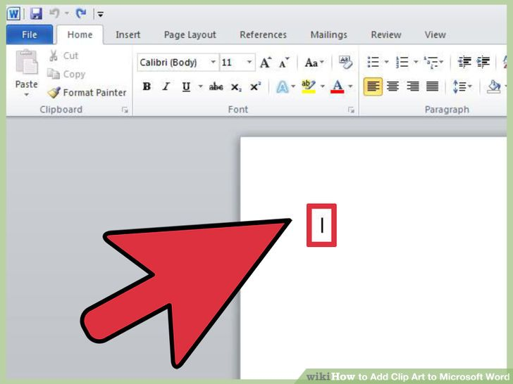 Change clipart size. How to on windows