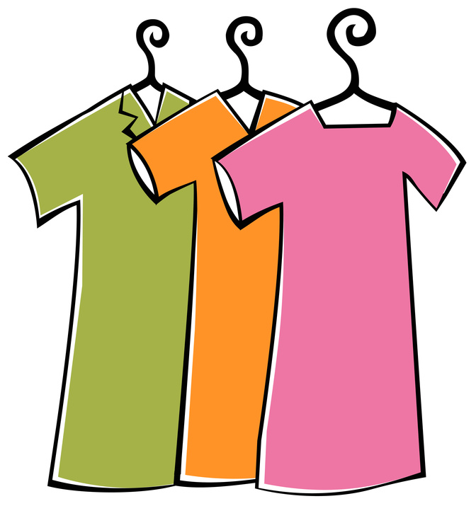 Cliparts change clothes download. Free clothing clipart