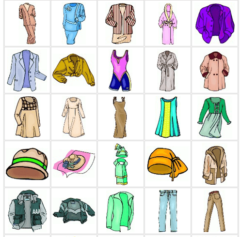 Free clothing clipart. Cliparts change clothes download