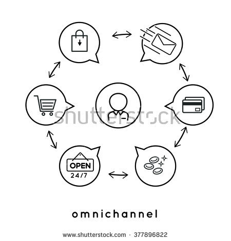 Channel 7 logo clipart black and white. Stock images royalty free