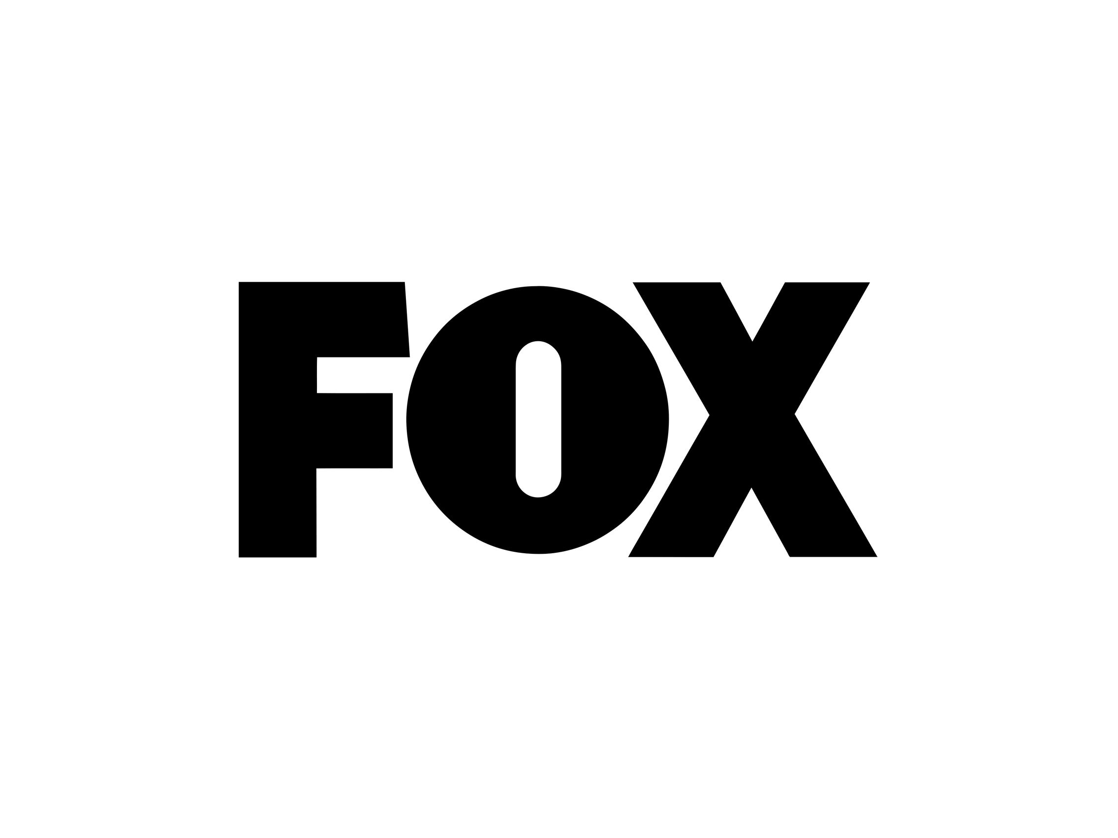 Channel 7 logo clipart black and white svg black and white download Fox Logo - ClipArt Best svg black and white download