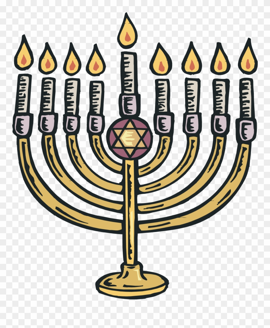 Chanuka clipart graphic freeuse library Clip Art Hanukkah - Hanukkah Clipart - Png Download (#1049617 ... graphic freeuse library