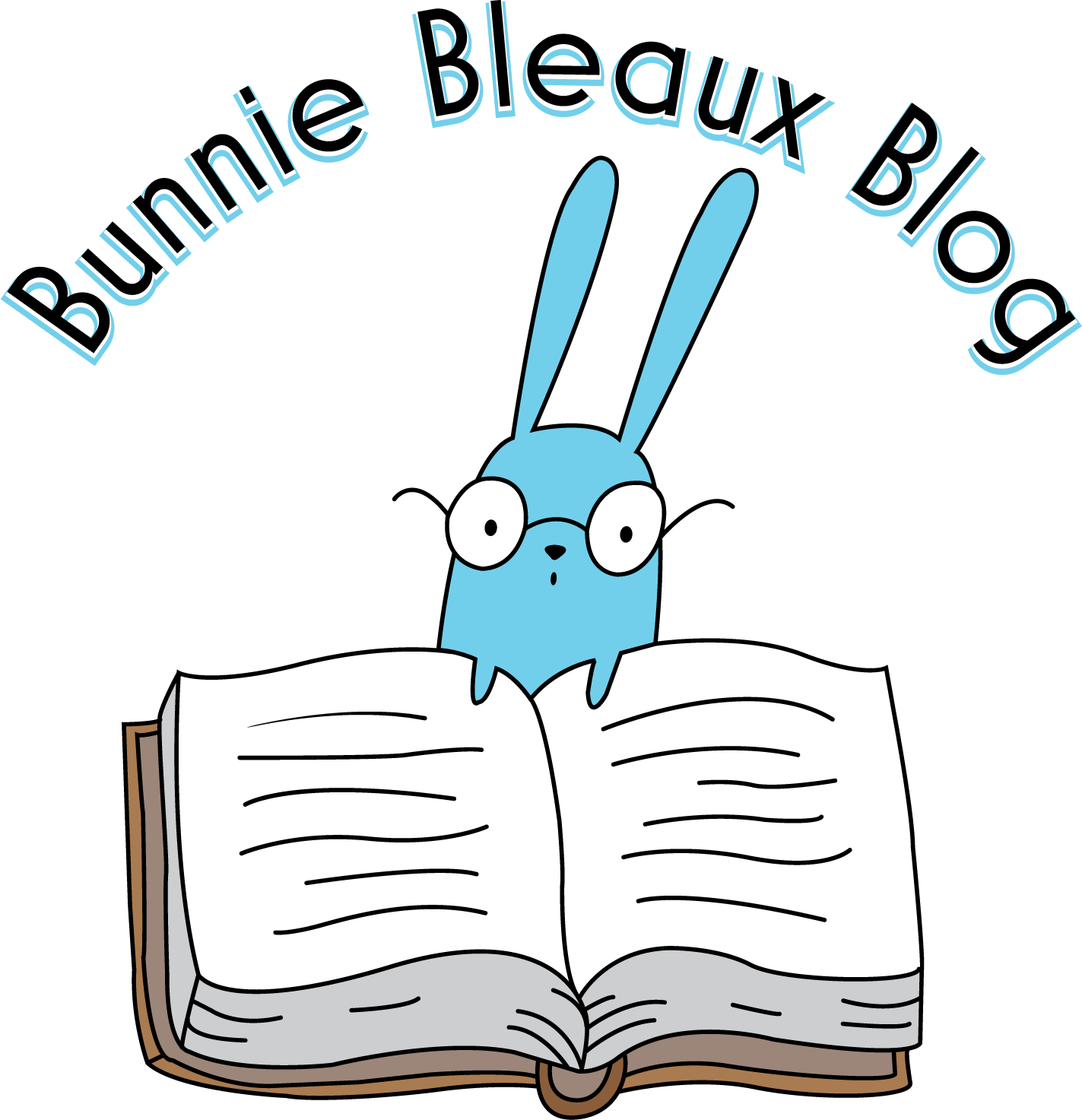 Chapter book exchange clipart png black and white bunnie bleaux – Reader of Books, Crafter of Crafts, Eater of Pizza png black and white
