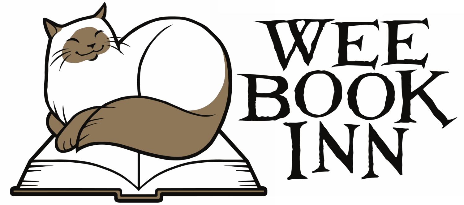 Chapter book exchange clipart svg library stock Wee Book Inn svg library stock