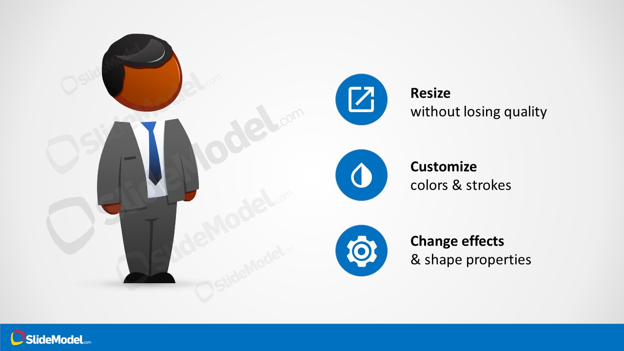 Character change clipart png royalty free stock Malcolm Character Clipart for PowerPoint png royalty free stock