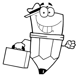 Character clipart in black and white picture Free White Character Cliparts, Download Free Clip Art, Free Clip Art ... picture