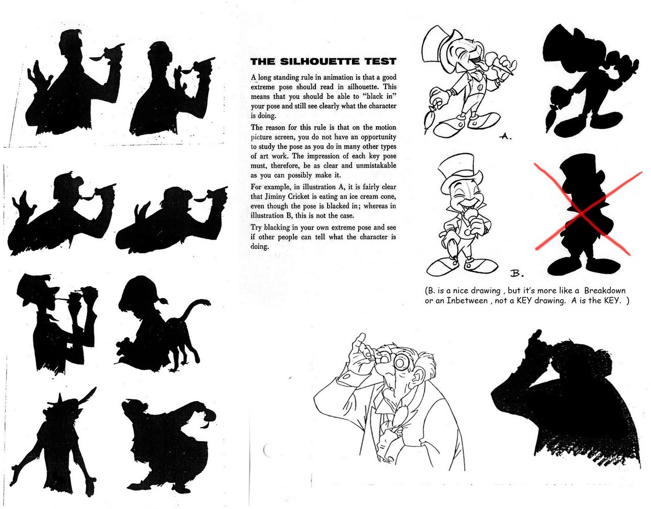 Clipartfest the pose. Character clipart to use for storyboarding