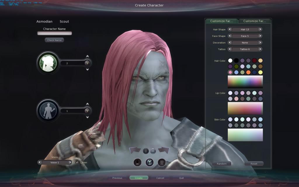 Character creator vector free stock Skyrider's Aion Beta Blog: Character Creator vector free stock