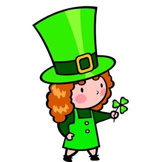 Character day in prek clipart image royalty free library 17 Best images about St. Patrick's Day Preschool Activities on ... image royalty free library