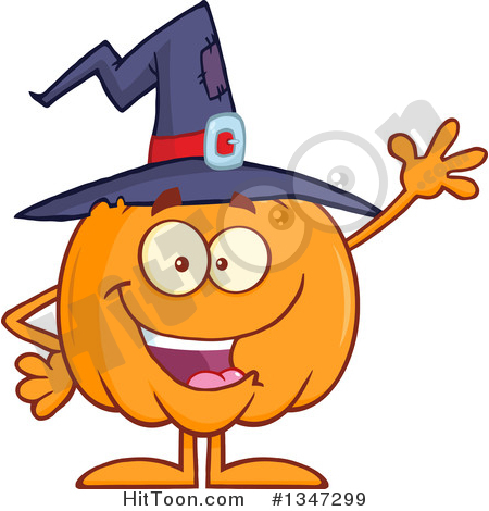 Character pumpkin clipart clip art freeuse download Pumpkin Clipart #1347299: Cartoon Halloween Pumpkin Character ... clip art freeuse download