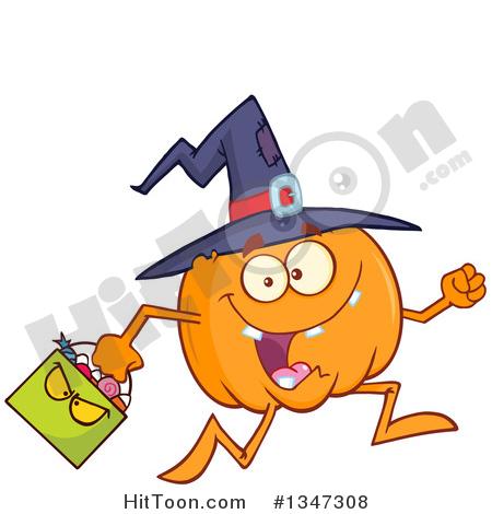 Character pumpkin clipart clip art transparent library Pumpkin Clipart #1347308: Cartoon Halloween Pumpkin Character ... clip art transparent library