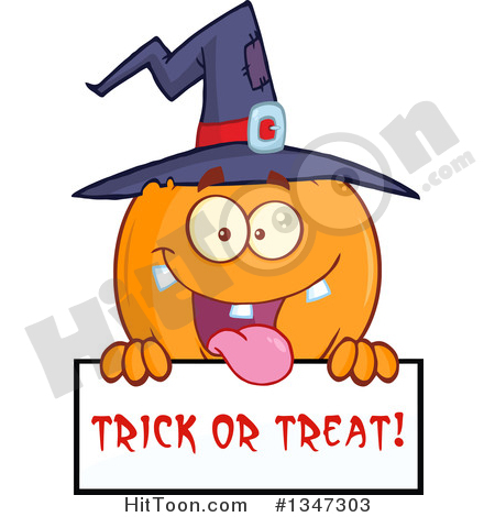 Character pumpkin clipart clip stock Pumpkin Clipart #1347303: Cartoon Halloween Pumpkin Character ... clip stock