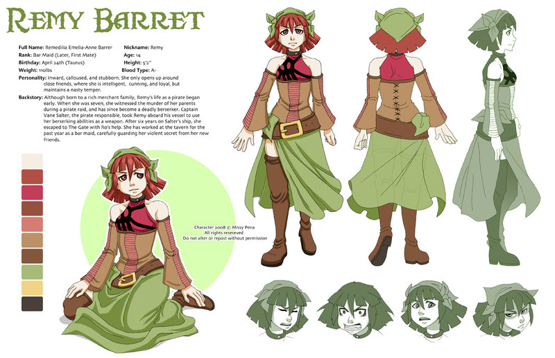 Character sheet clipart graphic Character Sheets on Comic-Pitch - DeviantArt graphic
