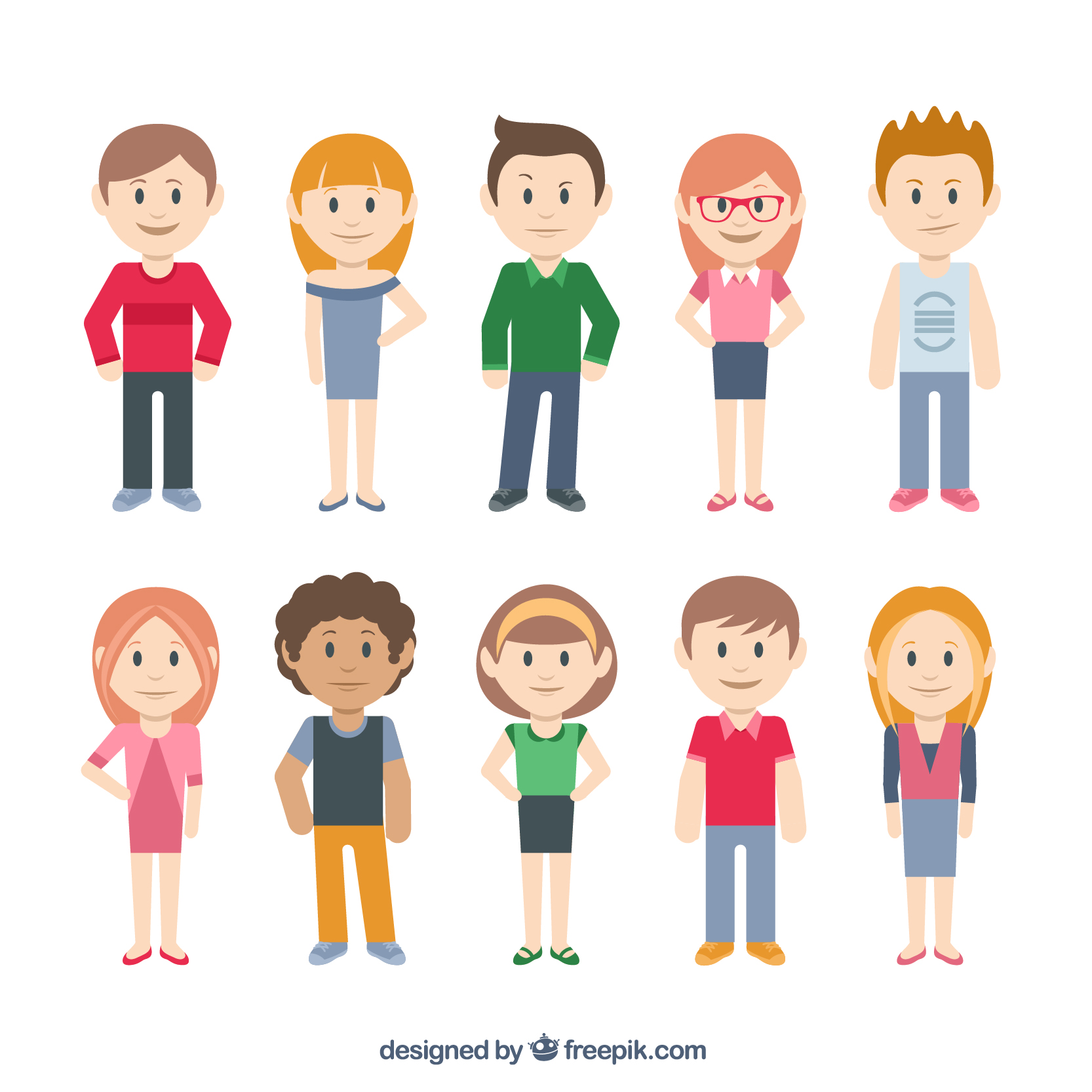 Character vs character clipart picture free library Character Vectors, Photos and PSD files | Free Download picture free library