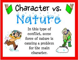 Character vs character clipart jpg free library Copy Of Conflict In Fiction - Lessons - TES Teach jpg free library