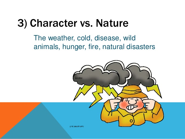 Character vs character clipart picture transparent library Conflict by Allen High School picture transparent library