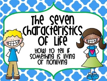 Characteristics of life clipart picture freeuse download Characteristics of Life Powerpoint, Living or Nonliving Powerpoint picture freeuse download