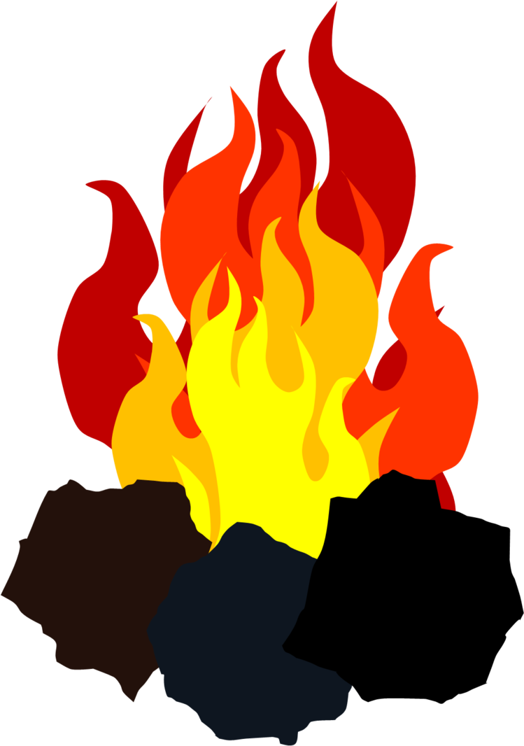 Charcoal fire clipart clipart royalty free library Charcoal Fire Cliparts 4 - 749 X 1066 - Making-The-Web.com clipart royalty free library