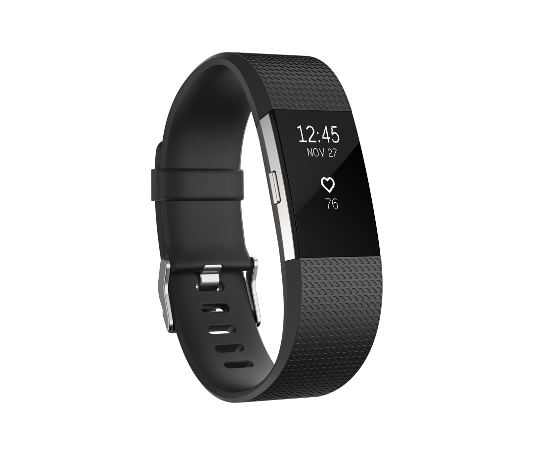 Charge 2 clipart transparent library Fitbit Charge 2™ Heart Rate + Fitness Wristband clipart transparent library