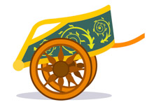 Chariot clipart