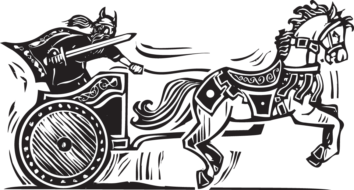 Chariot clipart banner library Viking Chariot | Clipart | PBS LearningMedia banner library
