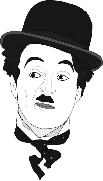 Charles chaplin clipart clip art freeuse download Download Charlie Chaplin PNG Clipart - Free Transparent PNG Images ... clip art freeuse download