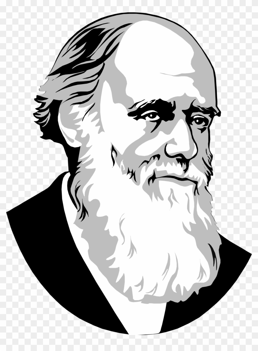 Charles darwin clipart picture transparent Charked Clipart Png - Charles Darwin Clipart, Transparent Png ... picture transparent