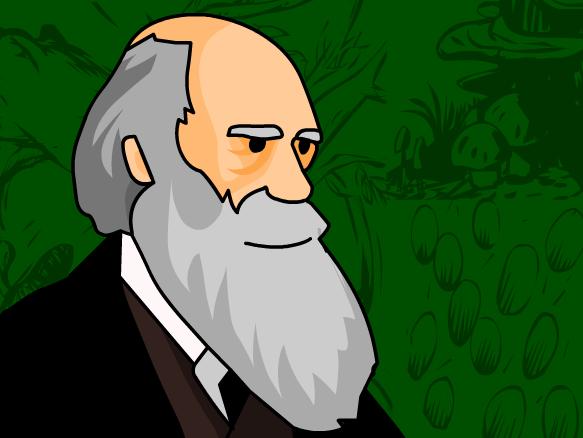 Charles darwin clipart banner royalty free Charles Darwin - BrainPOP banner royalty free