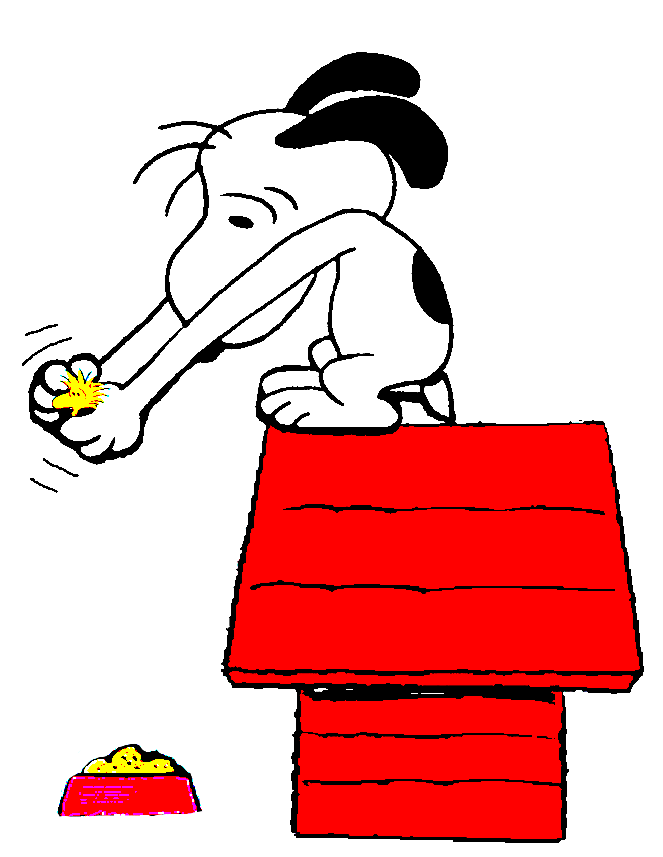 Snoopy dog house clipart clip art Snoopy Woodstock | Peanuts | Pinterest | Snoopy, Charlie brown and ... clip art