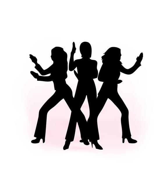 Charlie-s angels silhouette clipart freeuse Charlies Angels Silhouette Clipart #294277 - Clipartimage.com freeuse